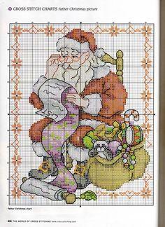 Gallery.ru / Photo # 32 - The world of cross stitching 130 - tymannost