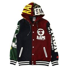 KPOP BTS Cap Hoodies Bangtan Boys JUNKOOK V Rap Monster JIMIN Suga... ($31) ❤ liked on Polyvore featuring jackets