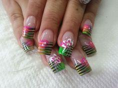 Uñas Pretty Nails, Spa, Beauty, The World, Things To Make, Wish, Nails, Fingernail Designs, Hair