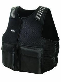 Reebok Adjustable Weighted Vest, 10-Pound - List price: $39.99 Price: $32.88