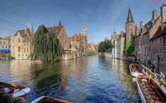 The Places that will Leave you Breathless -- Bruges, Belgium