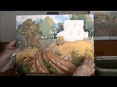 Joyce Hicks Watercolor Painting Demo