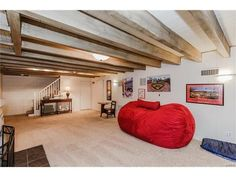 One of the most important things to consider when remodeling your basement is the basement ceiling. People find basement ceilings a bit hideous and if you are of the same opinion, then you need to … Exposed Basement Ceiling, Basement Ceiling Options, Ceiling Ideas, Types Of Ceilings, Mls Real Estate, Exposed Beams, Sound Proofing, Ceiling Design, Estate Homes