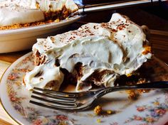 Food Fitness by Paige: French Silk Pie