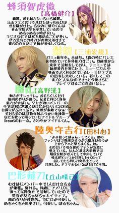 Stage Play, Touken Ranbu, Musicals, Cosplay, Fanart, Meme, Japanese, Actors, Japanese Language