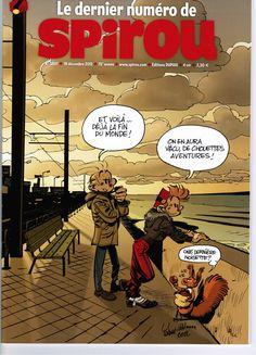Spirou : Le dernier numéro ?