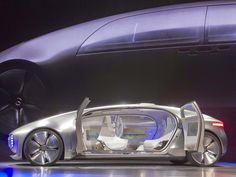 Mercedes-Benz unveils connected, self-driving concept car - HD Photos