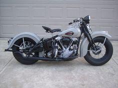 1940 Harley-Davidson knucklehead | eBay