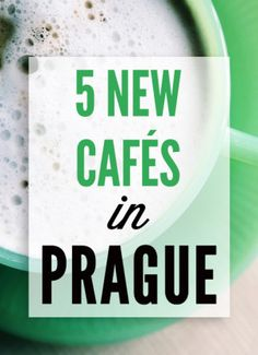 Best new cafes in Prague