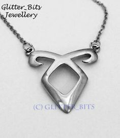 Shadow hunters necklace