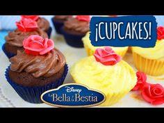 Vainilla Crocante - YouTube Cupcakes, Disney, Desserts, Food, Youtube, Gastronomia, Tips, Vanilla, Pastries