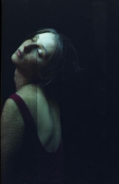 """""""She was like the moon, part of her was always hidden."""" (photo Katia Chausheva)"""