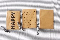 Printed Zipper Pouch | 25 Adorable Purses And Bags You Can Make Yourself