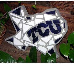 TCU Florist Stepping Stone  $65