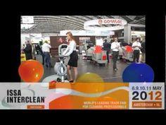 COMAC VISPA 35 - ISSA/INTERCLEAN Amsterdam 2012