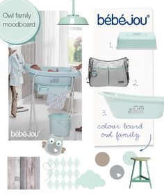the bébé-jou owl family collection, new in stores now!