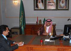 #موسوعة_اليمن_الإخبارية l السفير السعودي لدى اليمن في مهمة كشف حقيقة الحوثيين للرأي العام الدولي والدوائر السياسية وصناع القرار