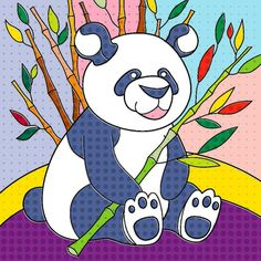 Art of 🐼 #imagination #art #coloring #drawing #rainbow #fullcolor