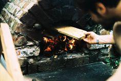 Firing up the pizza oven. CanonAE-1.50mm.F/1.4.Expired Kodak 200 max. http://ift.tt/2aTihOd