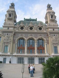 Monte Carlo Casino, Monaco, France