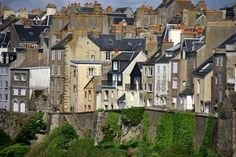 (via Sur les remparts…, a photo from Basse-Normandie, North | TrekEarth)  Granville, Lower Normandy, France