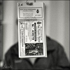 Santiago Zalamea Igogans: Lotería