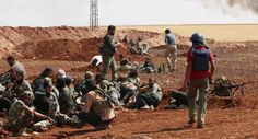 The Phantom of Syria: Does 'Moderate' Syrian Opposition Really Exist?