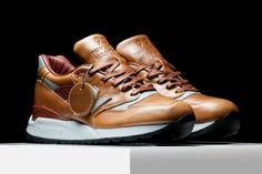 b24b0c1c8da7af New Balance 998 in Horween Leather Classic Sneakers