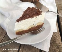 Cake in 5 minutes, or banoffee pie- Ciasto w 5 minut, czyli banoffee pie Cake in 5 minutes, or banoffee pie – Primi Piatti - Sweets Cake, Cookie Desserts, Pie Cake, No Bake Cake, Banoffi Pie, Sweet Recipes, Cake Recipes, Pastry Display, Banana Pudding Recipes