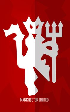 New sport wallpaper manchester united ideas Manchester United Poster, Manchester United Wallpaper, Manchester United Football, Manchester Unaited, Graphic Artwork, Sports Wallpapers, Man United, Plein Air, Devil