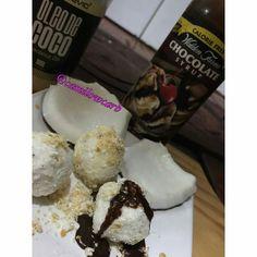 A @camilowcarb adorou os beijinhos saciantes e saborosos que ensinamos a fazer!  Veja como em http://ift.tt/28WYwiR  @Regrann from @camilowcarb -  Beijinhos Paleolíticos do Grok Sobremesa pratica fácil e barato! E sacia muito!!! Eu adorei!! Obrigada @senhortanquinho por mais essa delicia !  Eu fiz meia receita e usei um pouco da minha calda de chocolate Walden Farm da @darwin6 e triturei castanha de caju!  Acho que o meu ficou seco poderia usar mais óleo de coco não sei vou testar…