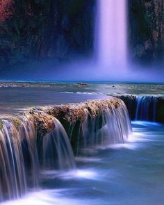 Image result for majestic waterfalls