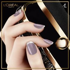 LE VERNIS | http://www.loreal-paris.de/make-up/nagel/alle-produkte.aspx