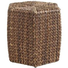 Graciosa Drum Accent Table - Brown
