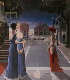 Paul Delvaux - - - Rosine - +++ (134)