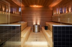 Sauna by puuinfo  www.puuinfo.fi