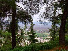 Ελλάδα - Θεσσαλία: Φάρσαλα Photo from Farsala in Larissa | Greece.com Greece, Country Roads, Celestial, Sunset, Outdoor, Greece Country, Outdoors, Sunsets, Outdoor Games