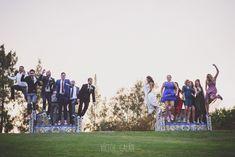 fotografia boda amigos