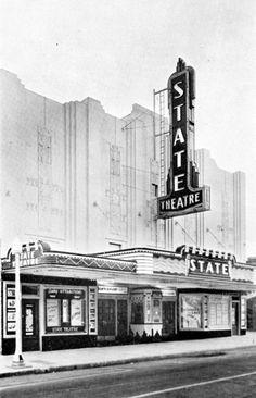 Florida Memory - State Theatre - Tallahassee, Florida