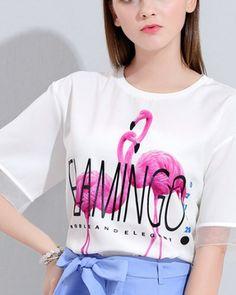 Lupus Awareness Womens Print Crop Tops Summer Short Sleeve T-Shirt