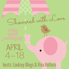 Showered with Love Giveaway Hop I See Me On the Day You Were Born and Growth Chart Giveaway