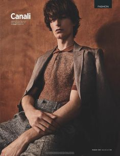 Male Fashion Trends: The Collections: Editorial por James White para British GQ