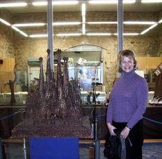 The Museu de la Xocolata (Chocolate Museum), Barcelona
