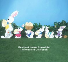 Easter Parade Pattern Collection