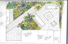A #gardensketch of #gardenideas for the #widegarden. Twisting it all on a 45 degree angle helps stretch the space. #EarthDesigns provides #gardendesign #gardenideas in London, Essex and the south-east. #budtobloom #garden #gardenideas #gardensketch #gardenplot #gardenplans #gardenidea #essexgarden #londongarden #designergarden #gardendesigner #landscaper #gardenplans #gardendrawing #landscape #gardenbuilders