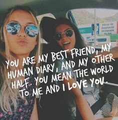 Best Friend Quotes, Best Friendship Sayings for BFF Besties Quotes, Cute Quotes, Bffs, Bestfriends, Funny Sayings, Bestfriend Goals Quotes, Bff Quotes Funny, So True Quotes, Bro Quotes