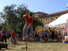 Fiestas de Valvanuz y San Roque 2014 #Cantabria #Spain