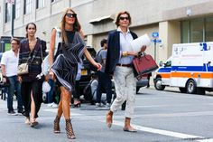 The Best Street Style From New York Fashion Week - Page 125