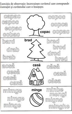 Worksheets For Kids, Montessori, Teacher, Reading, Words, Rome, Kids Worksheets, Professor
