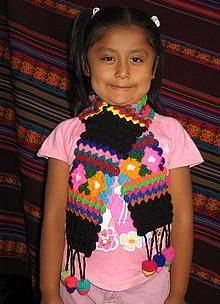girl from Peru Peru, Captain Hat, Crochet Necklace, Knitting, Children, Hats, Blessings, Fashion, Ponchos